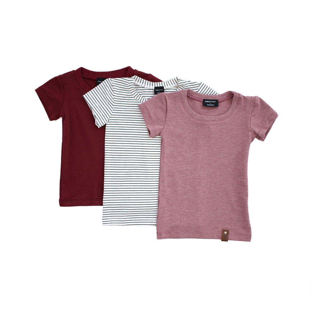 Mae Fitted Tee - MULTI SET - Go Rogue