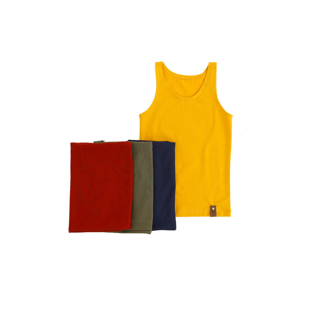 Mia Fitted Tanks - MULTI SET - Fall Days