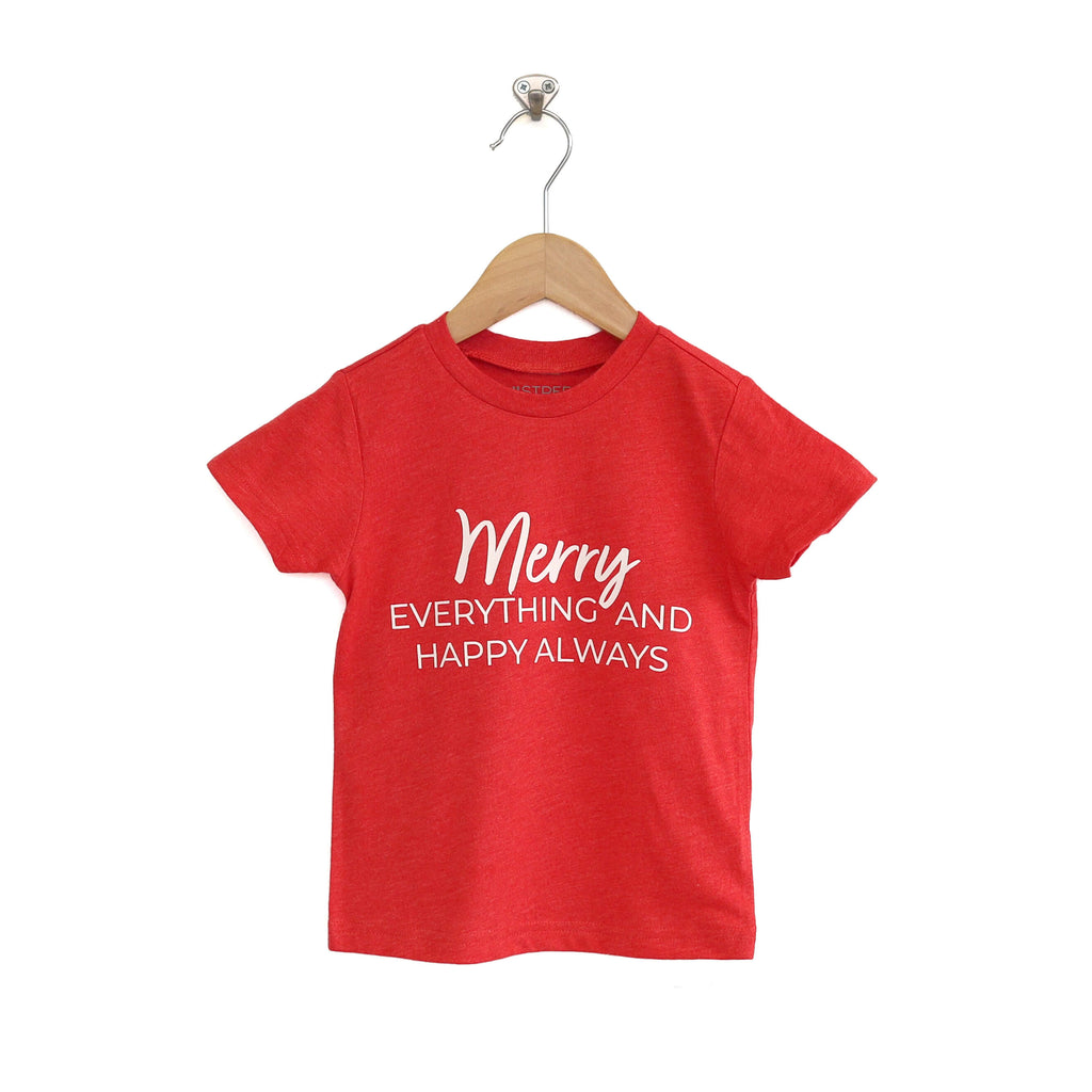 Tee - Merry Everything - Kids