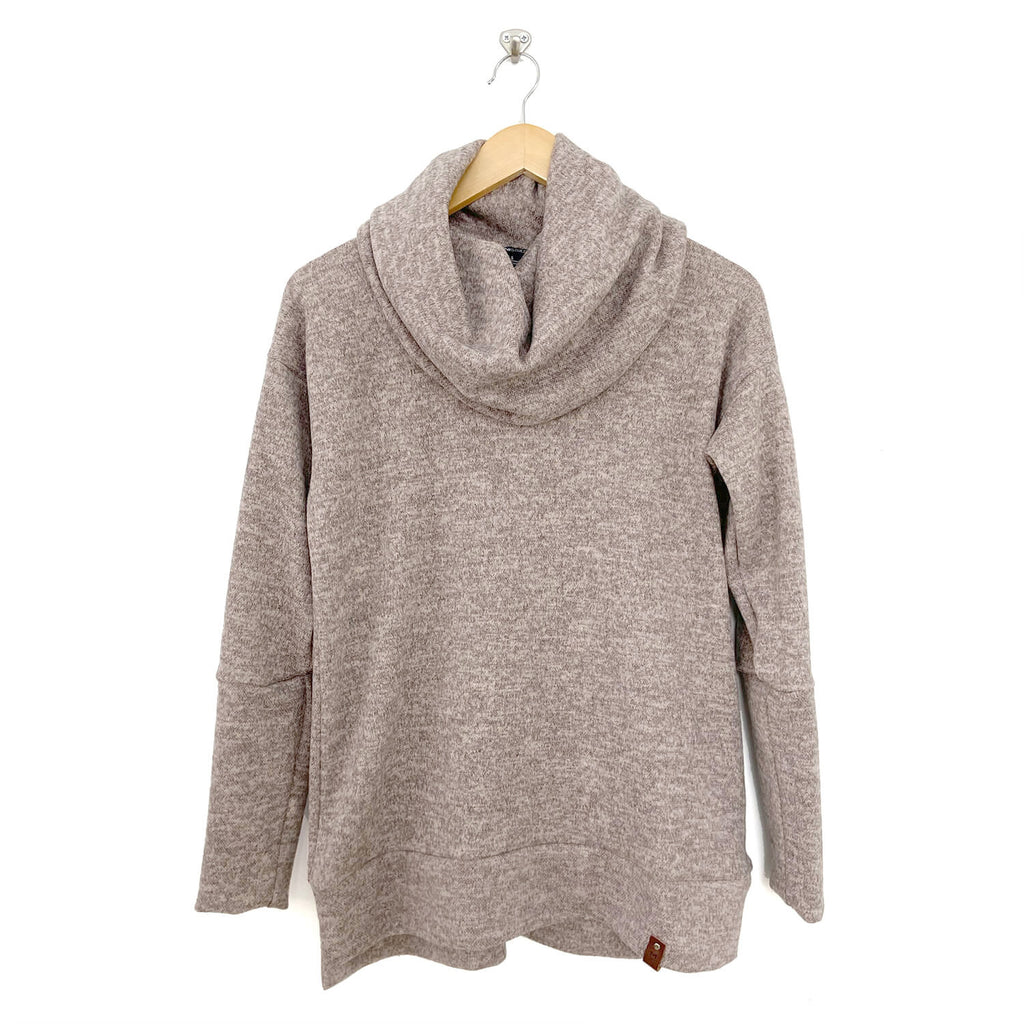 Jessie Women's Sweater - Blush Pink