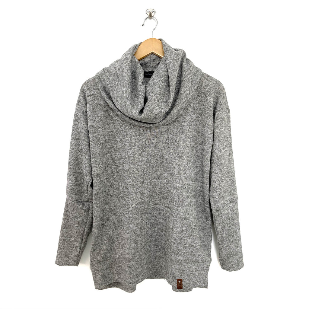 Jessie Women's Sweater - Light Grey