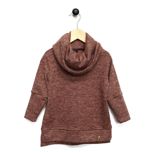 Jessie Women's Sweater - Rust