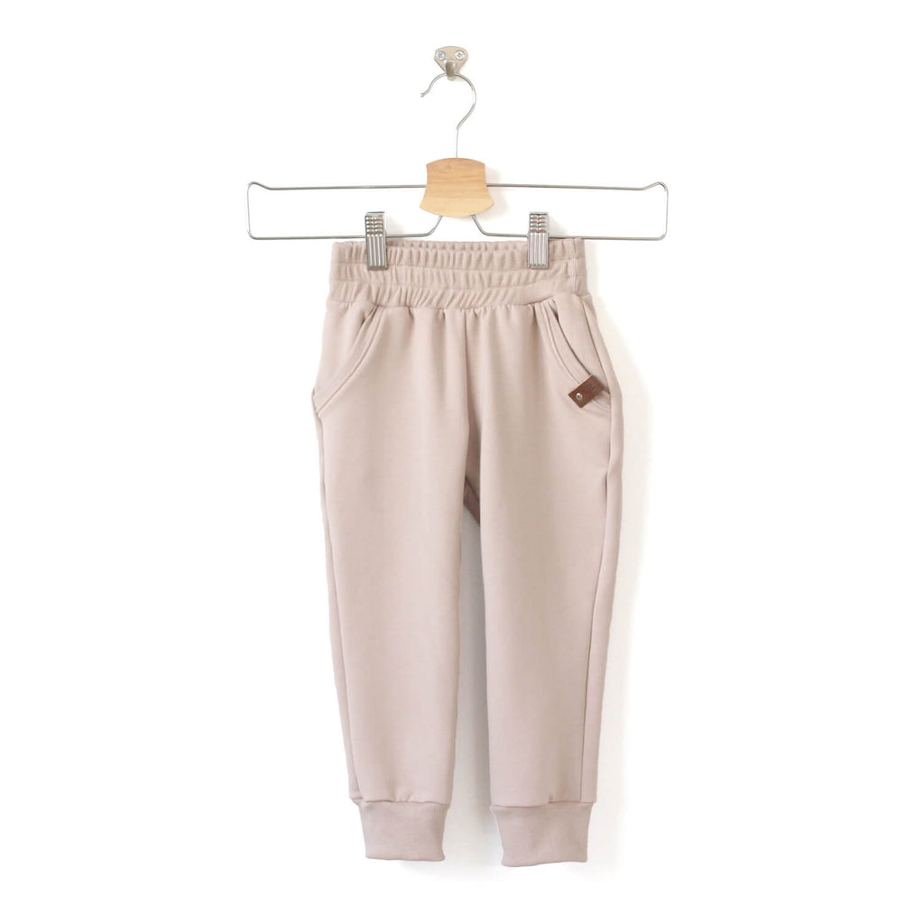 Hux Joggers - Taupe