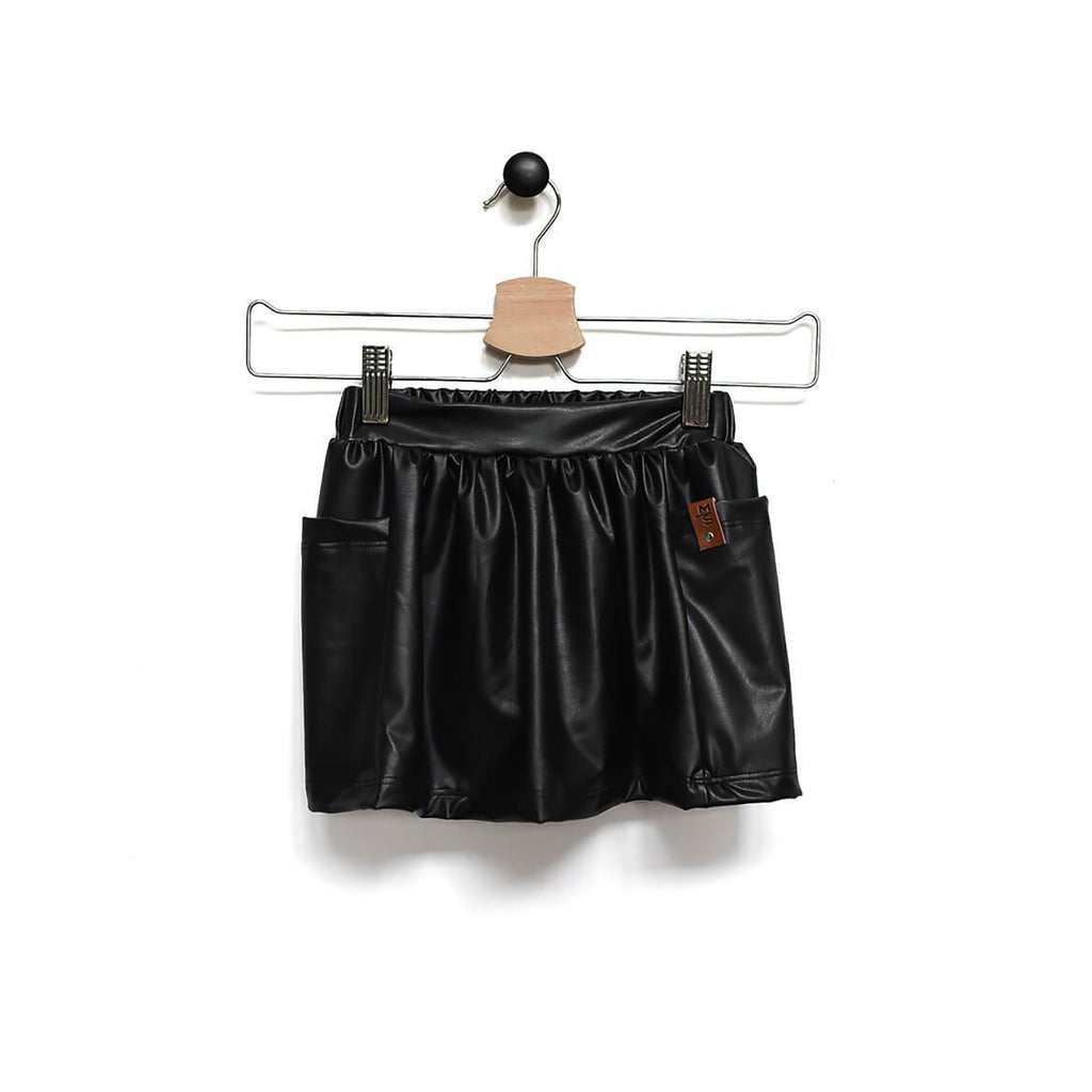Jules Skort - Vegan Leather