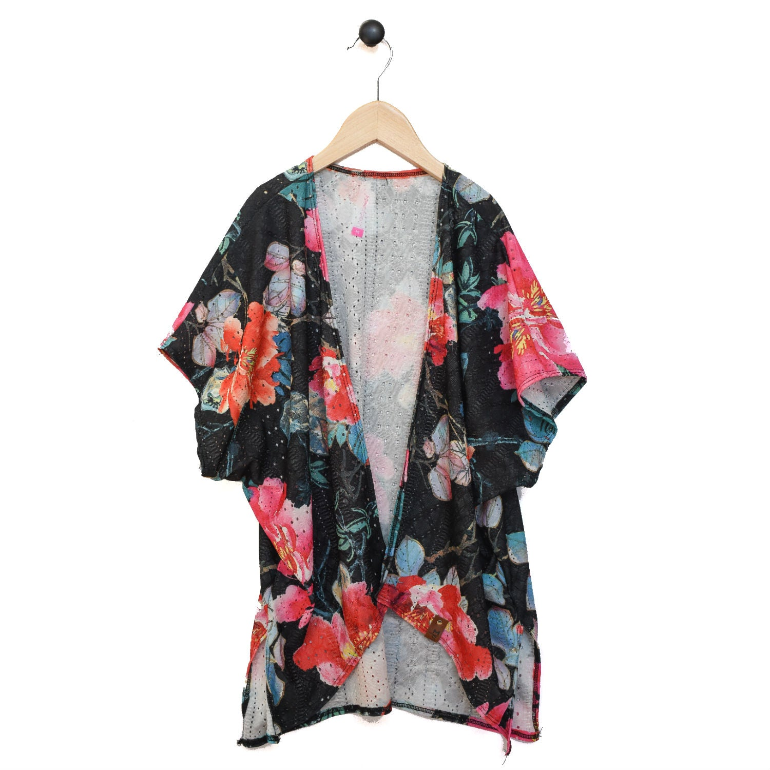 Nevaeh Kimono Adult + Kids - Black Goddess