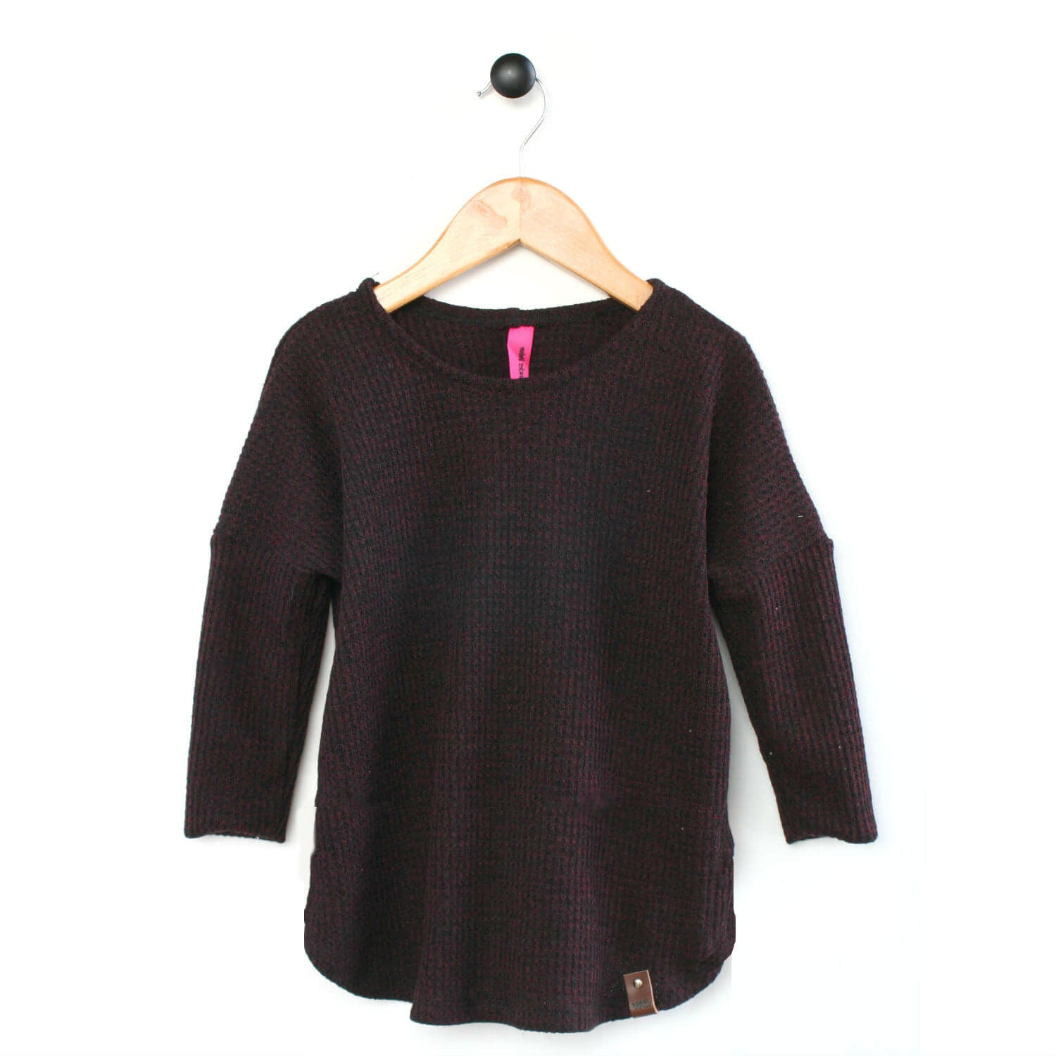 Maisie Womans Sweater - Burgundy