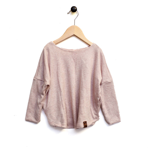 Maisie Sweater - Pink