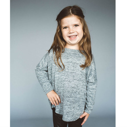 Maisie Sweater - Grey