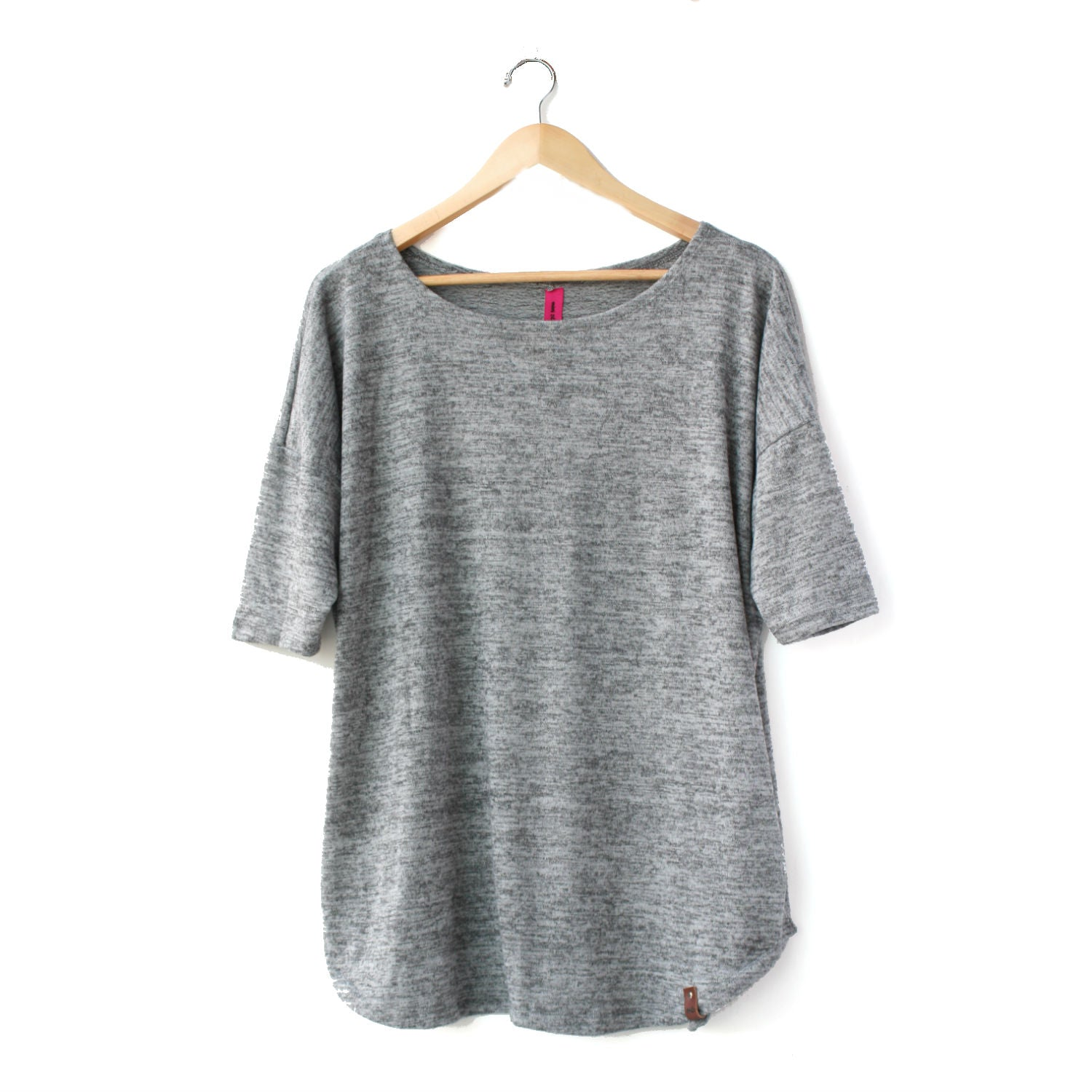 Maisie Womans Sweater - Grey