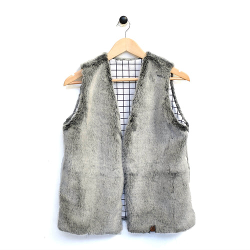 Naomi Woman Vests -  Classic Grey