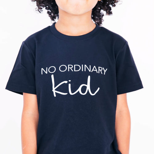 Tee - No Ordinary Kid - Multi-colors
