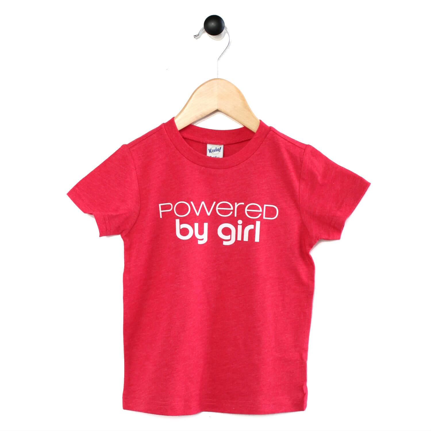Tee - Power'd by Girl