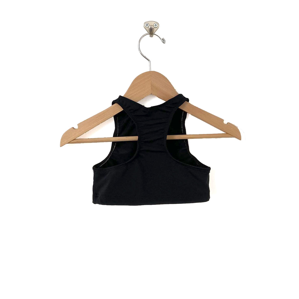 Alexia Racerback Swim Top - Black