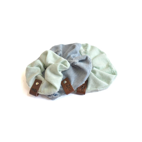 Scrunchie - Distressed