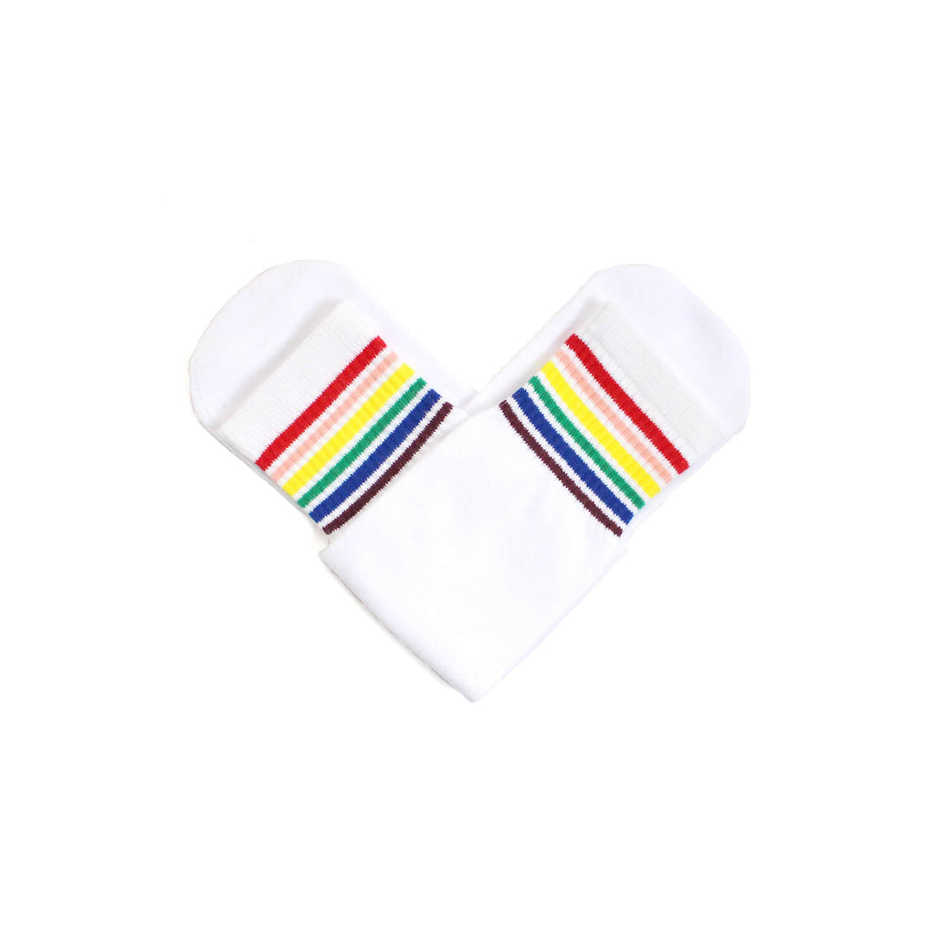 Socks - Rainbow Stripes