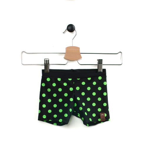 Hudson Euro Swim Shorts - Limelight