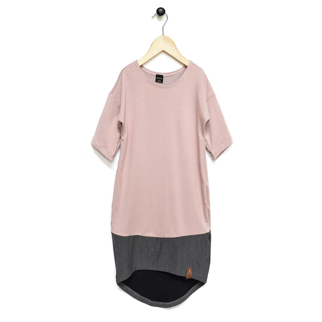 Taylor Women's Dress - Pink/Grey