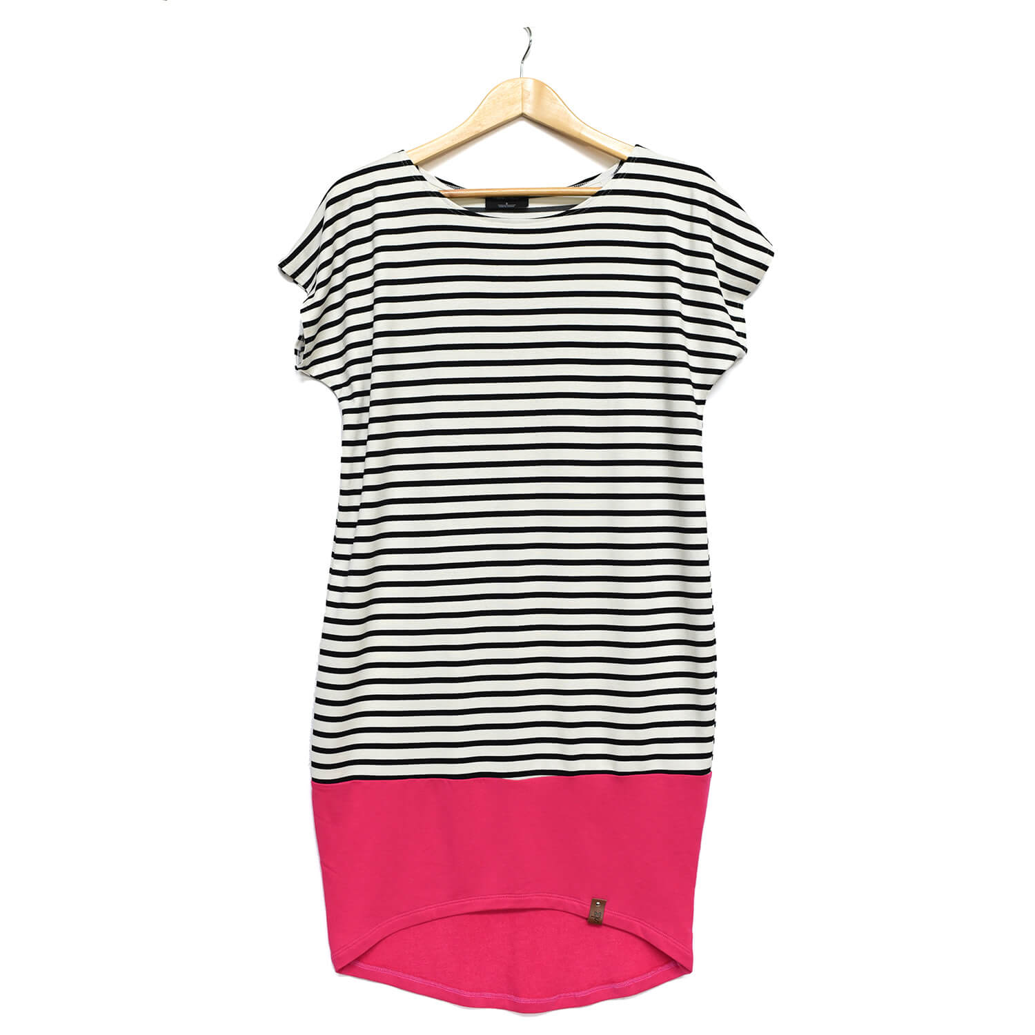 Taylor Women's Dress - Fushia Stripe