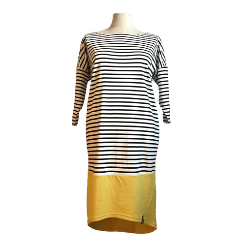 Taylor Woman Dress - Sunshine Stripe