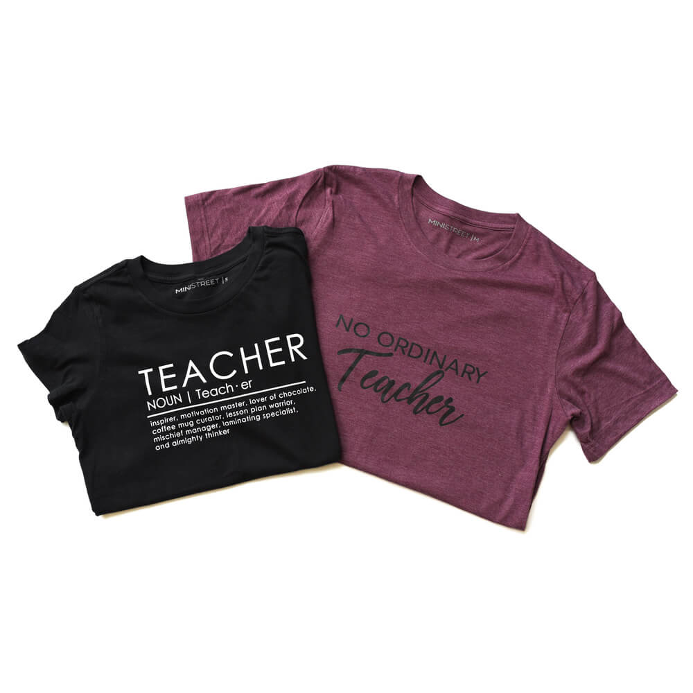 Tee - No Ordinary Teacher