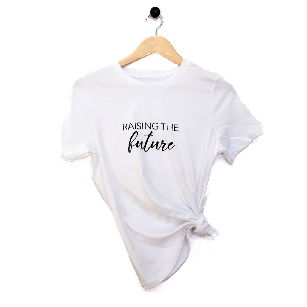Tee - Raising The Future