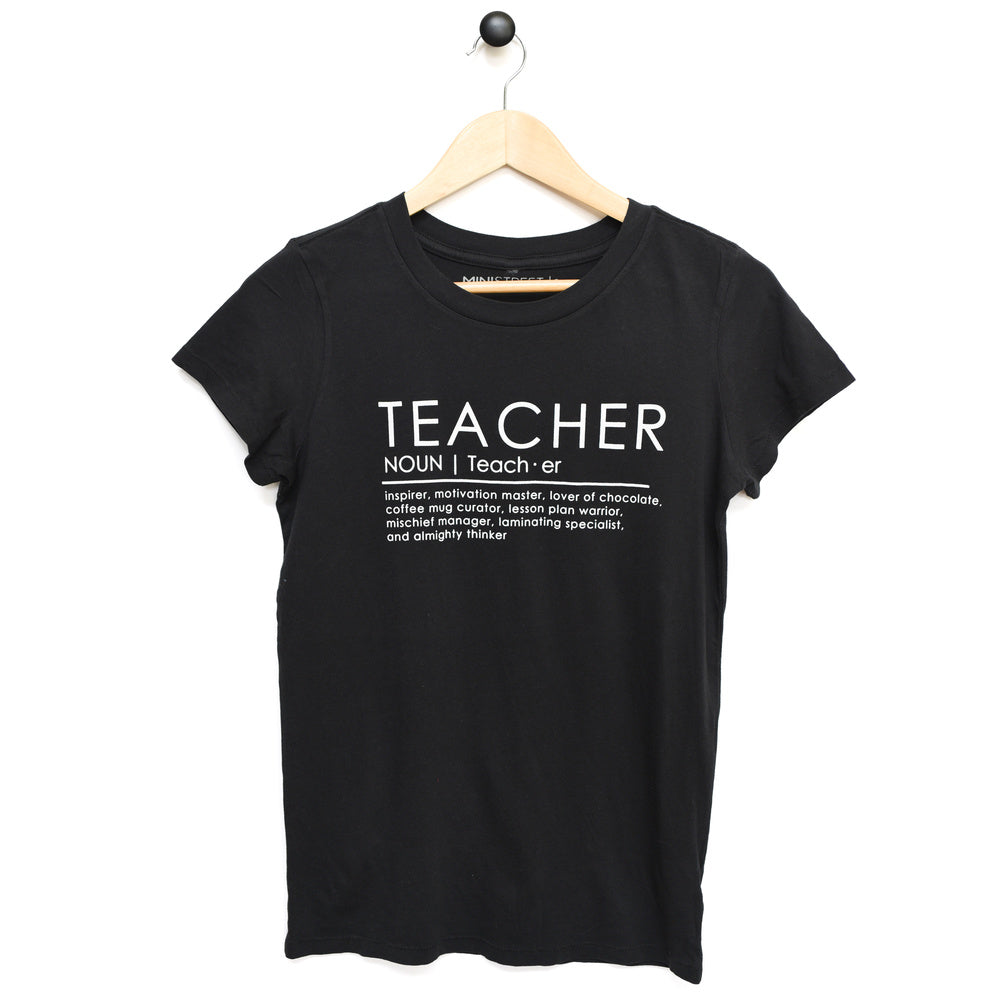 Tee - Teacher Definition