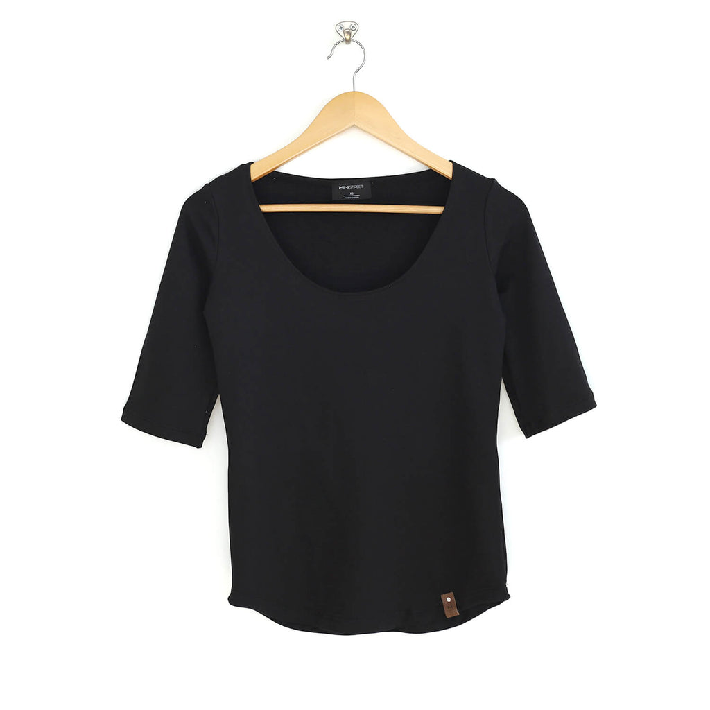 Madeline Women's Top - Black