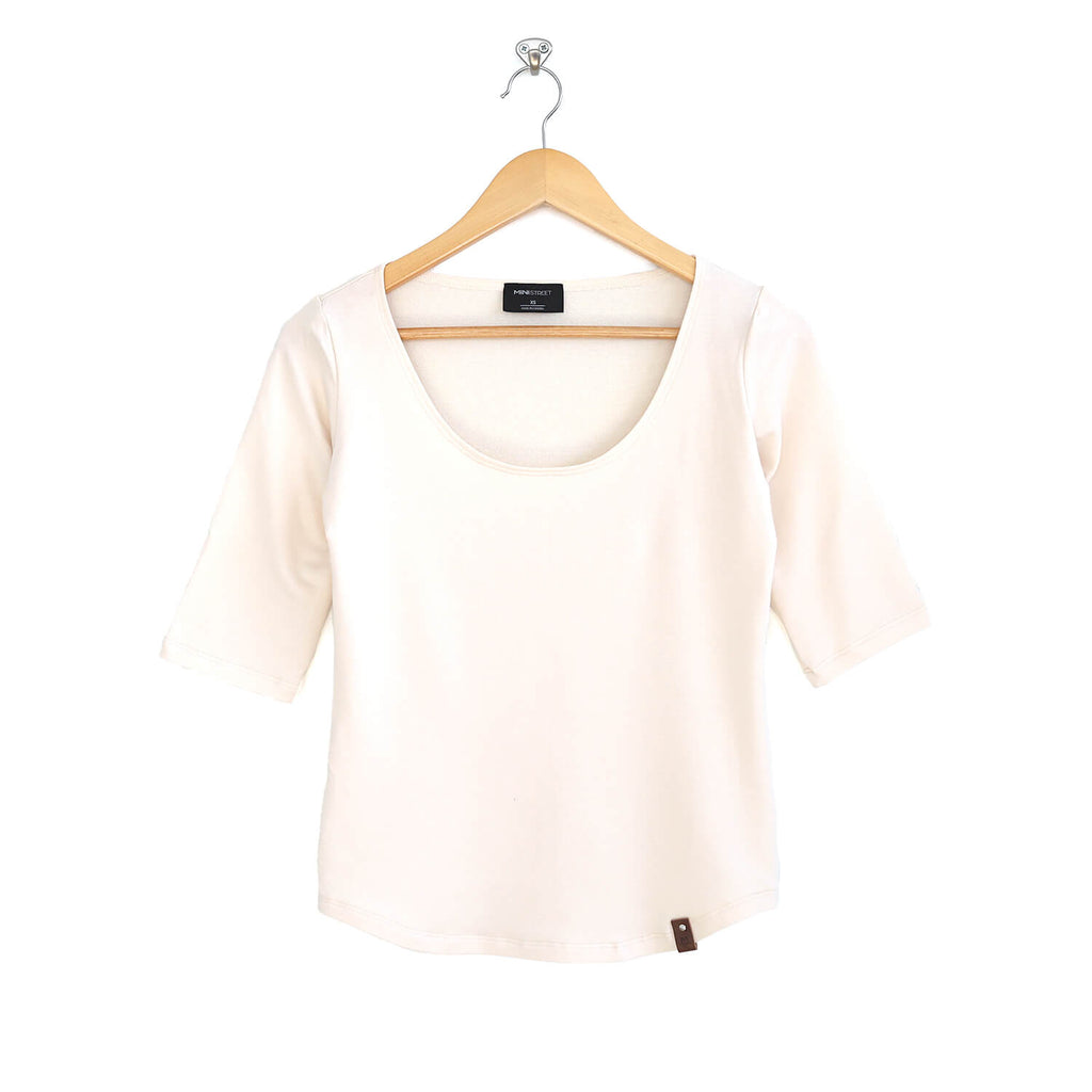 Madeline Women's Top - Ivory