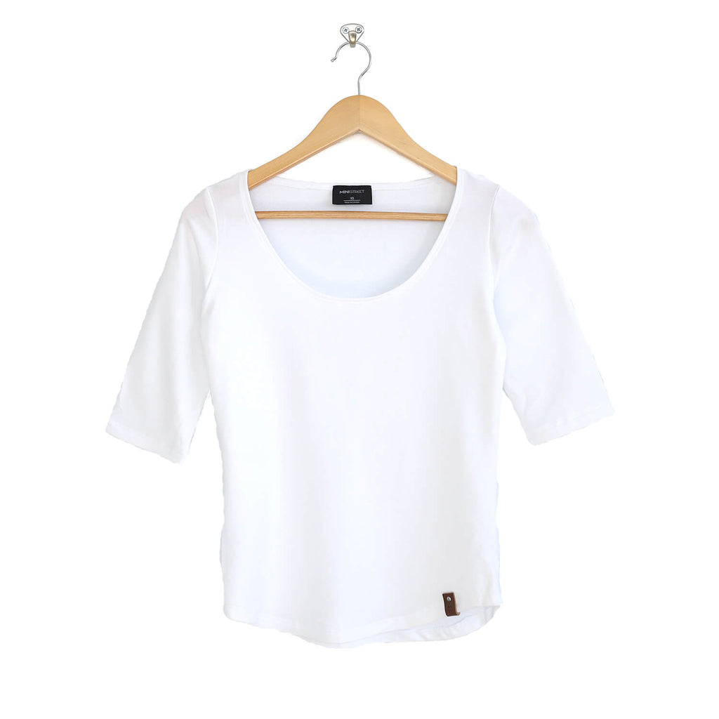 Madeline Women's Top - White
