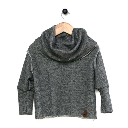 Jessie Woman Sweater - Granite
