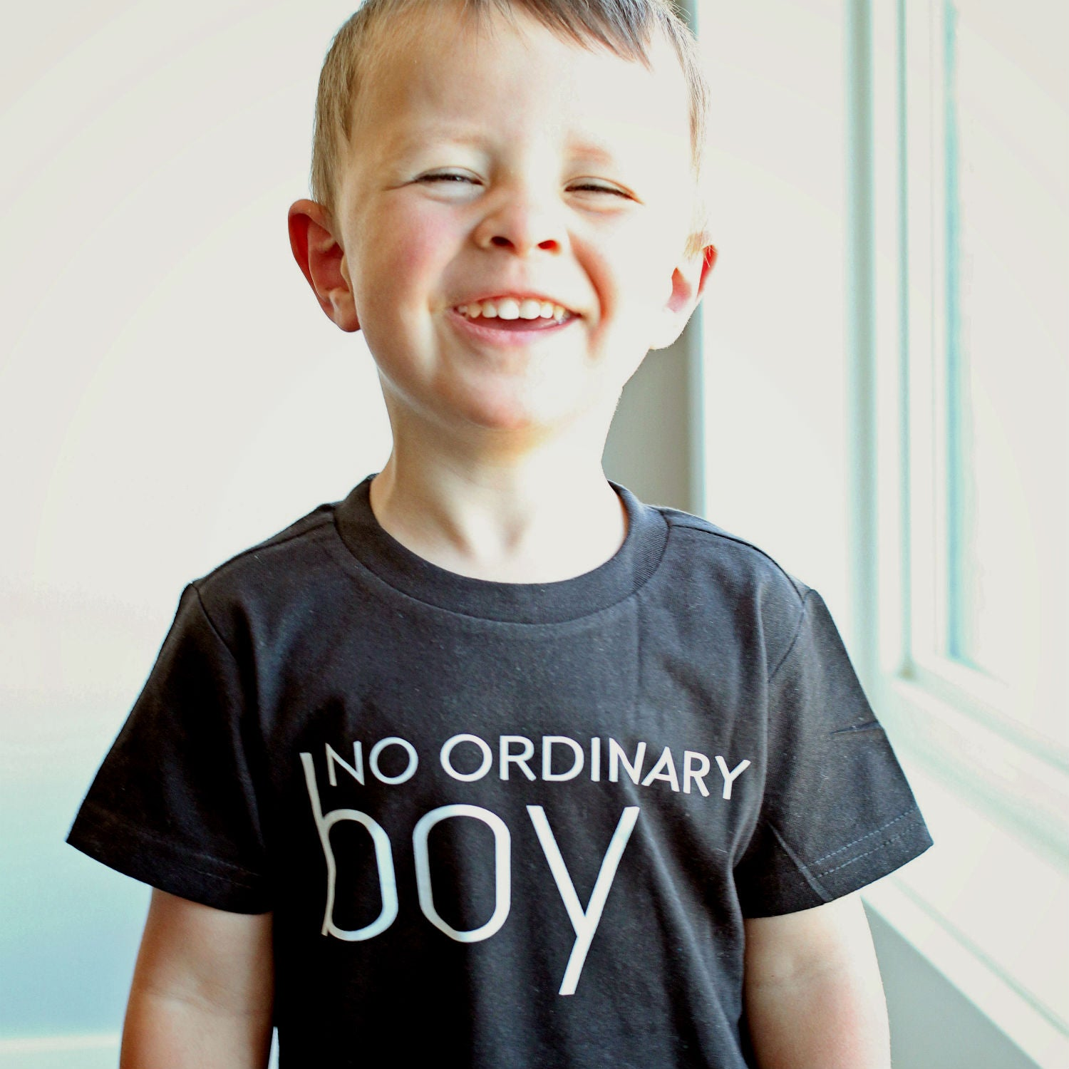 Tee - No Ordinary Boy - Multi-colours