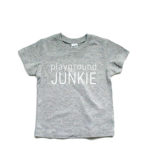 Tee - Playground Junkie - Multi colors
