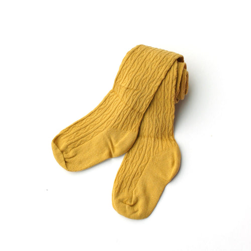 Tights - Autumn Yellow