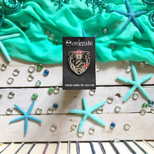 August 'Storms & Seas' Enamel Pin