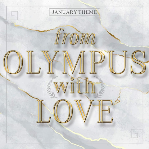 January 2021 'FROM OLYMPUS WITH LOVE' Box