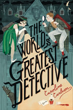 The World's Greatest Detective (w/ Signed Bookplate, Author Letter, Detective ID Card)