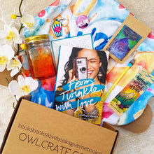 OwlCrate June 2018 'SUMMER LOVIN'' Box
