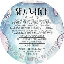 Sea Witch Tea