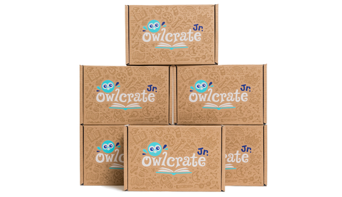 OwlCrate Jr Subscription (Billed every 6 Months)