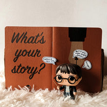 What's Your Story Notebook