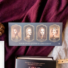 Four Dead Queens (Exclusive Signed Edition w/ Author Letter and Bookmark)