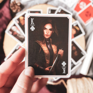 The Element Games AGOS Playing Cards