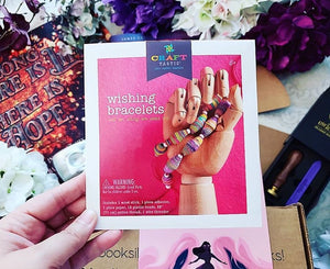 Wish Bracelet Craft Kit