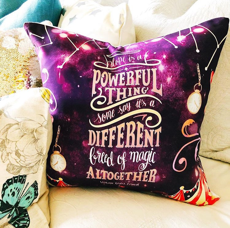 Hope is a Powerful Thing Pillowcase