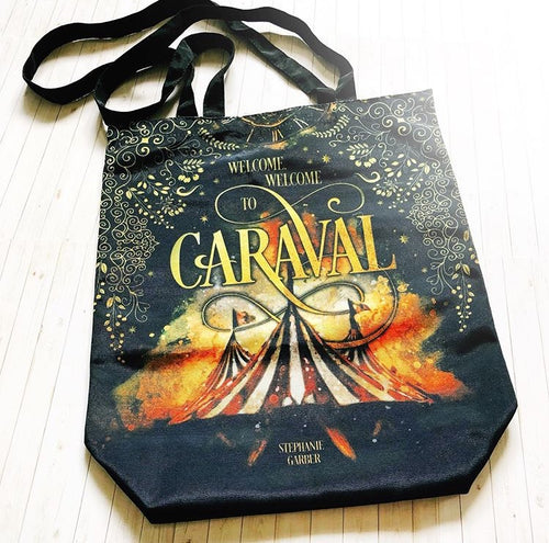 Welcome to Caraval Tote Bag