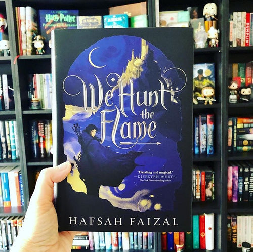 We Hunt the Flame (Exclusive Signed Edition w/ Author Letter and Character Art Print)