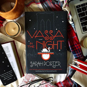 Vassa in the Night (w/ Signed Bookplate, Author Letter and Exclusive Tattoo)
