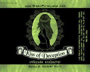 Kiss of Deception Lip Balm