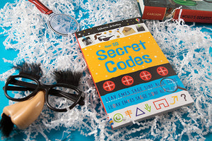 Over 50 Secret Codes Book