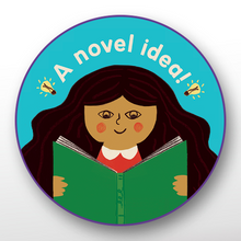 'Novel Idea' Button